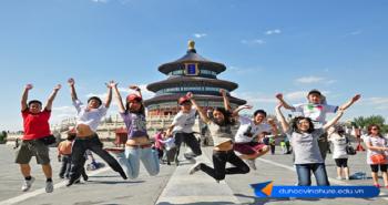 Du học Trung Quốc | Trại Hè Trung Quốc 2018 cùng Tư vấn du học Vinahure