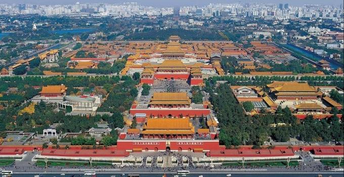 Thủ đô Bắc Kinh - nơi các bạn du học sinh Trung Quốc đều muốn đặt chân tới.