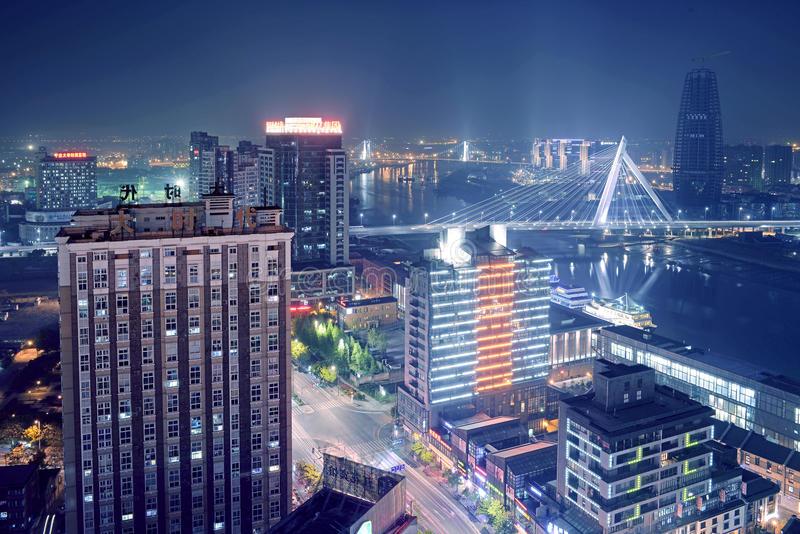 Ninh Ba là một trong những thành phố hiện đại nhất tỉnh Chiết Giang.