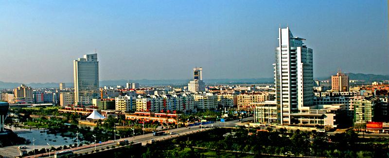 Thành phố Toại Ninh - Tứ Xuyên.