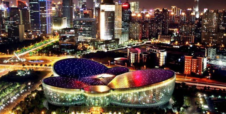 Những thành phố được lựa chọn nhiều nhất khi du học Trung Quốc.