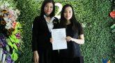 Học bổng thạc sỹ Đại học Bưu điện Trùng Khánh – Nguyễn Mai Phương