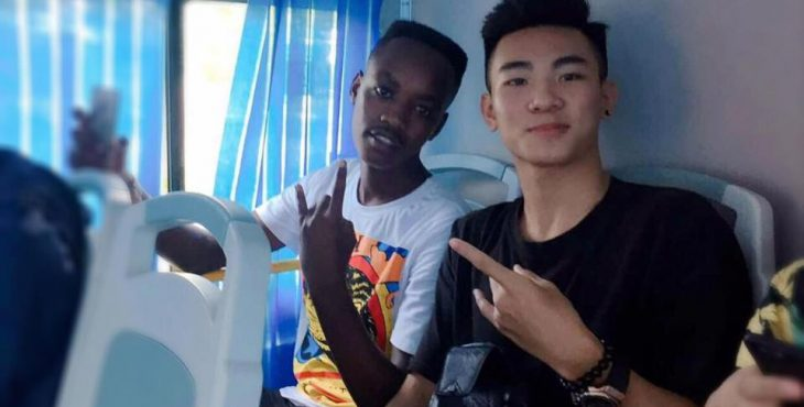 Học bổng Đại học Khâm Châu – Hoàng Mạnh Long
