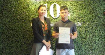 Tân sinh viên trường Bắc Ngữ – Nguyễn Minh Hải