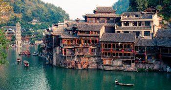 Chiêm ngưỡng 8 thủy trấn lừng danh ở Trung Quốc