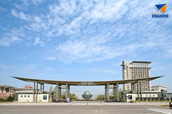 Kết quả hình ảnh cho Đại học Tài chính Kinh tế Nam Kinh, Giang Tô
