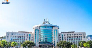 Hot: Còn 2 suất học bổng tiếng toàn phần kỳ tháng 3/2019 trường ĐH Khoa học Kỹ Thuật Quảng Tây