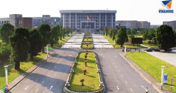 Học bổng Đại học Tài Chính Thượng Hải năm 2019