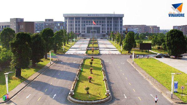 Kết quả hình ảnh cho Đại học Tài chính Kinh tế Thượng Hải