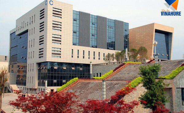 Học bổng Học viện Kỹ thuật Nghề Công Nghiệp Trùng Khánh năm 2019