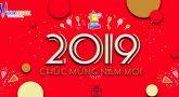 Vinahure chúc mừng năm mới 2019