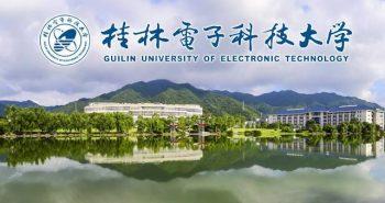 Đại học Khoa học Kỹ thuật Điện tử Quế Lâm năm 2019
