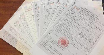 Thư mời nhập học đợt cuối kỳ tháng 3 của học sinh Vinahure