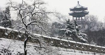 Vạn Lý Trường Thành thứ hai của lịch sử Trung Hoa