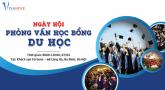 Ngày hội học bổng toàn phần Trung Quốc tại triển lãm du học 2019 của Vinahure