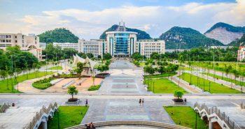 Hot: 2 suất cuối học bổng hệ Đại học tại Đại học Khoa học Kỹ thuật Quảng Tây kỳ tháng 9/2019