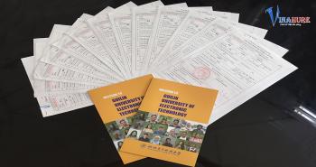 Thư mời các trường khu vực Quảng Tây Trung Quốc năm 2019
