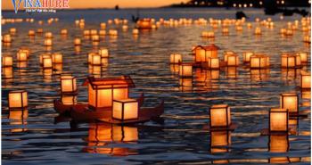Phong tục rằm tháng 7 ở các nước Á Đông
