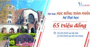 Hội thảo học bổng toàn phần hệ đại học Trung Quốc chỉ với 65 triệu đồng!