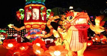 Tết Trung Thu ở Trung Quốc và các quốc gia Châu Á