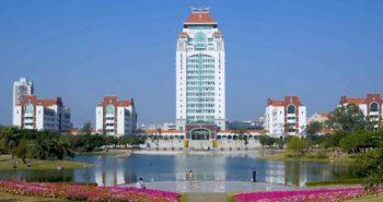 Đại Học Hạ Môn, Phúc Kiến – Top 10 trường Đại Học đẹp nhất Trung Quốc