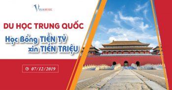 Hội thảo: Tổng hợp học bổng các trường khu vực Quảng Tây – Trung Quốc