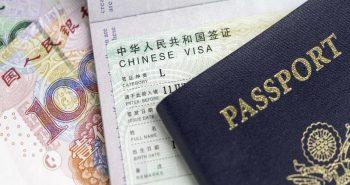 Khi nào có thể xin được visa đi du học Trung Quốc
