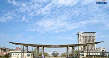 Miễn 100% học phí khi chọn trường đại học tài chính và kinh tế Nam Kinh