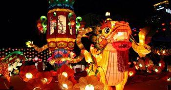 Những lễ hội nổi tiếng ở Trung Quốc
