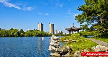 Trường đại học Chiết Giang, Trung Quốc